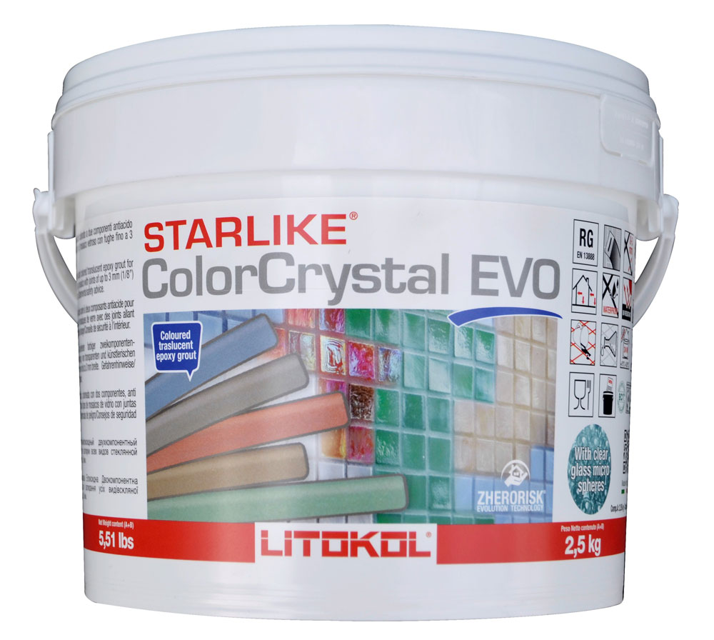 Starlike Color Crystal EVO Grout