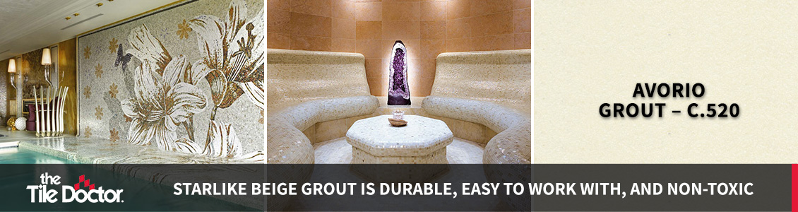 Beige Grout Examples