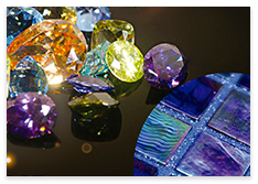 Crystal Glass Grout Jewels®