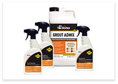 Express Finish® & Grout Admix