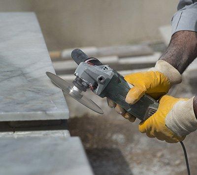 Polishing Stone Tile