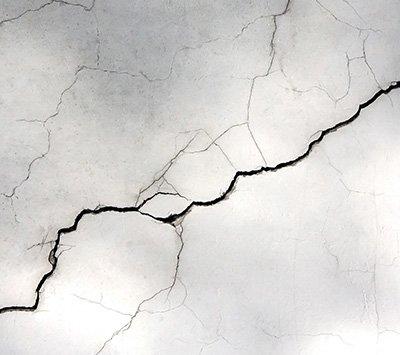 Crack on Concrete