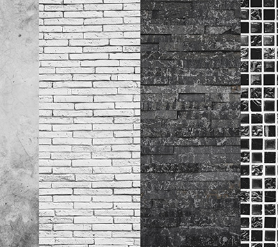 Different Wall Tile Samples