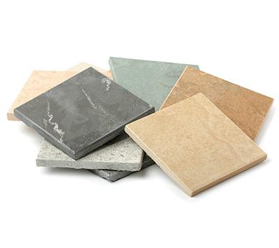 Different Floor Tile Examples