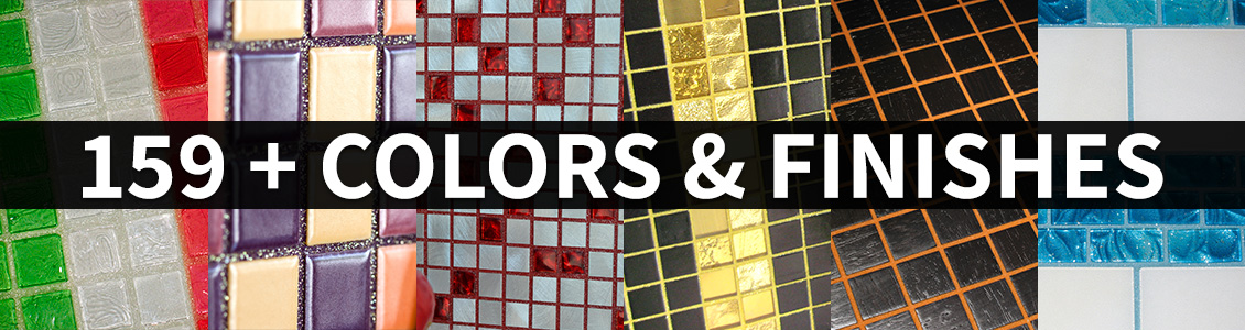 The Tile Doctor Offers a Wide Variaty of Grout Colors to Choose From