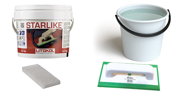 Tools for Grouting