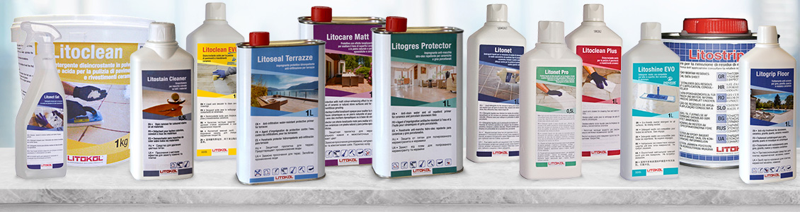 Tile Doctor's New Product Line