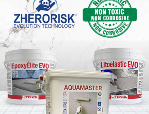 The Tile Doctor Announces Arrival of ZHERORisk Products in Mid