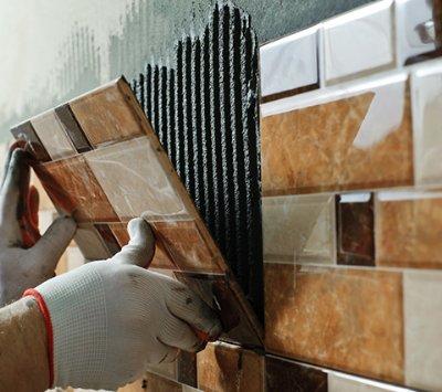Placing Wall Tile
