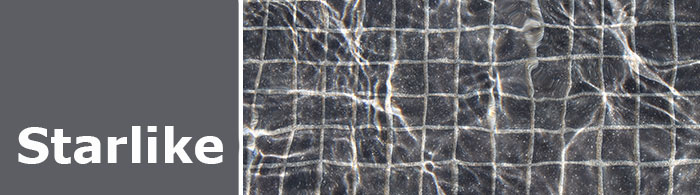 Starlike Pool Tile Grout